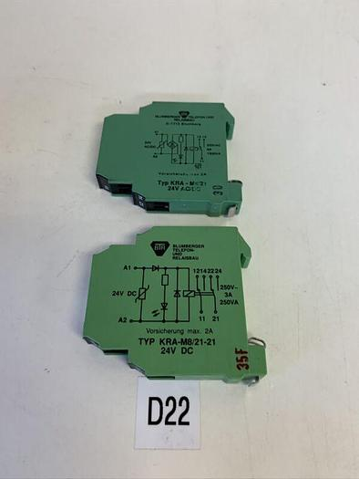 BTR Blumberger TYP KRA-M8/21-21&M