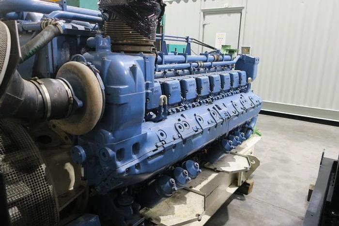 Used 1994 MTU 16V396