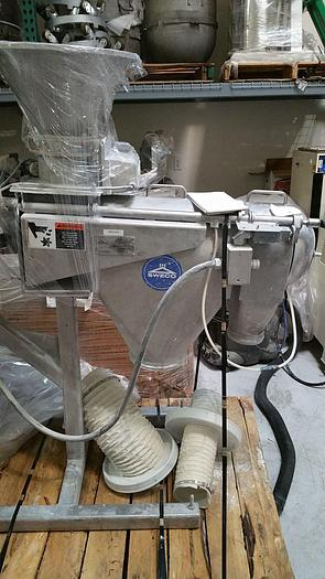 Used SWECO CENTRIFUGAL SIFTER – MODEL CM 25 S (#9386)