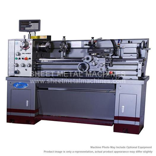GMC Machine Tools High Speed Precision Engine Lathe GML-1440BGF-3