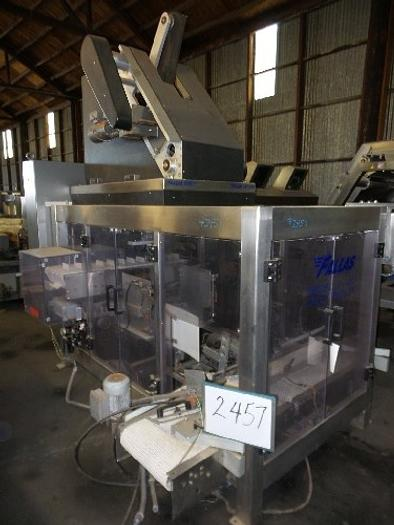Fallas Model V-400 Robotic Case Packer