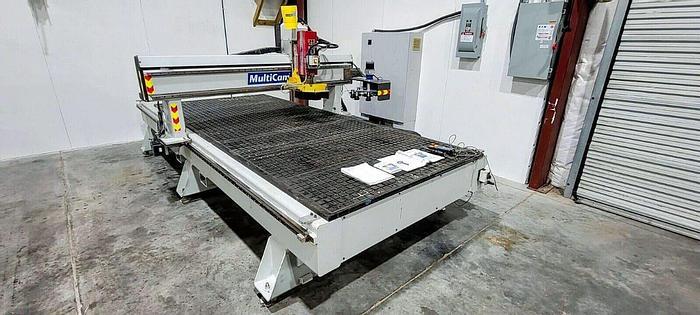 Used Multicam MG205 - CNC Engraving Machine - 2009