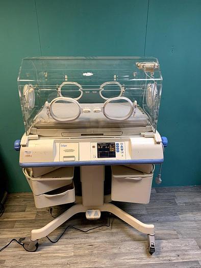 Gebraucht Dräger C2HS-1C Babyinkubator Isolette C2000