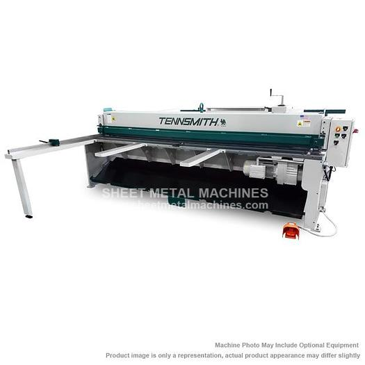 TENNSMITH Low-Profile Mechanical Shear with Performance Package-F LM1214-F