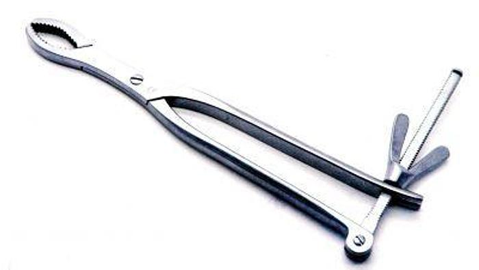 Used Forceps Bone Holding Hey Groves 200mm (8in)