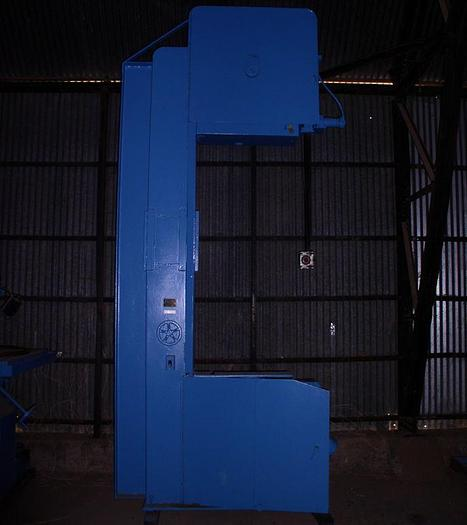"Used 36"" Tannewitz Model G1NE Vertical Band Saw; Extended Height; S/N 15506"