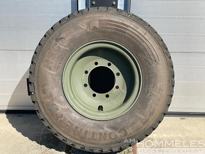 Used Continental HSC 12.00R20