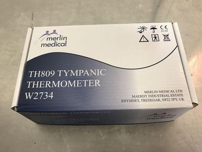 Thermometer Ear Tympanic Radiant TH809