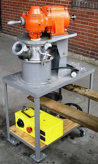 Used 2 GALLON ROSS DOUBLE PLANETARY MIXER – S/S – JACKETED – VACUUM (#9295)