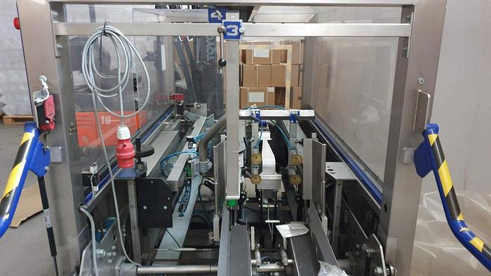 Bag-in-Box Packing Line