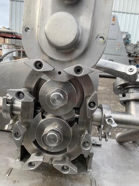 Waukesha Model 30- U1-12 Positive Displacement Pump