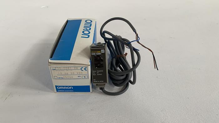 Omron E3S-CD61