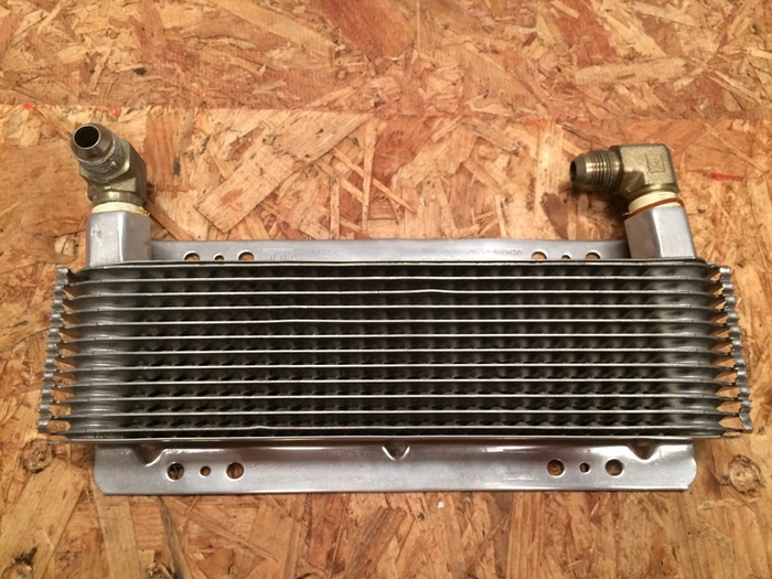 Capstone Turbine FB RFC Heat Exchanger (P/N 514403-2)