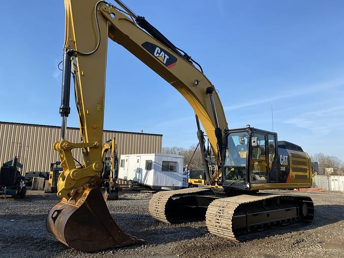 Used 2012 CATERPILLAR 336EL