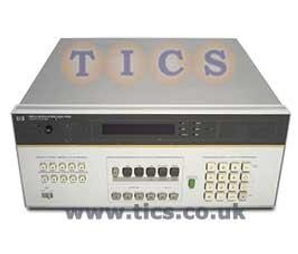 Used Agilent Technologies (HP) 8901A