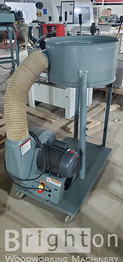 Used 2012 King KC-3108C 2HP Dust Collector
