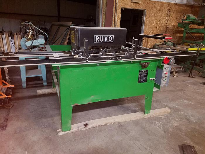 Used Ruvo/Fullhouse 1100 Door Sizer  & Beveler