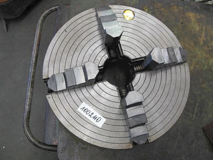 Planscheibe Vierbackenfutter Pratt  355