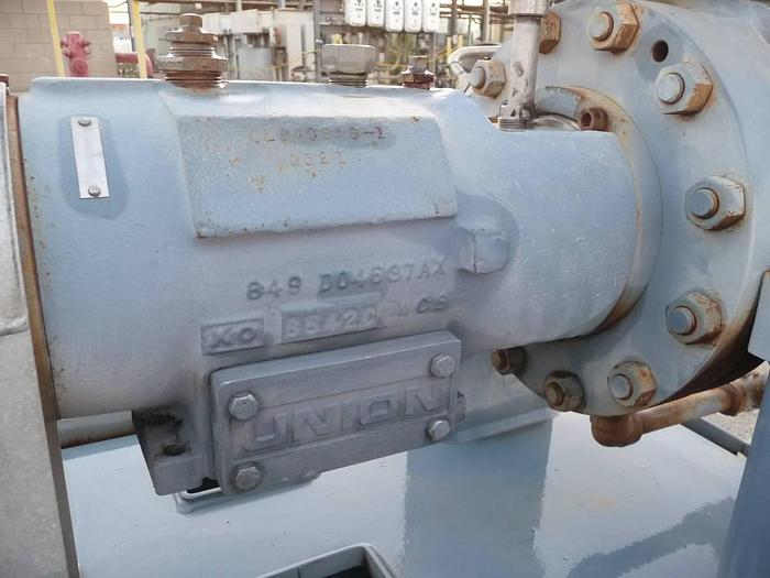 Union HHS Centrifugal Pumps, unused HHS