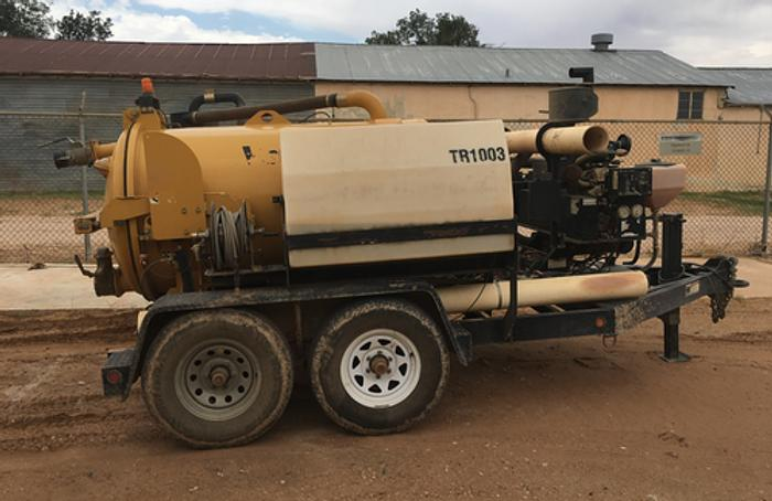 McLaughlin VX30 Trailed Hydrovac