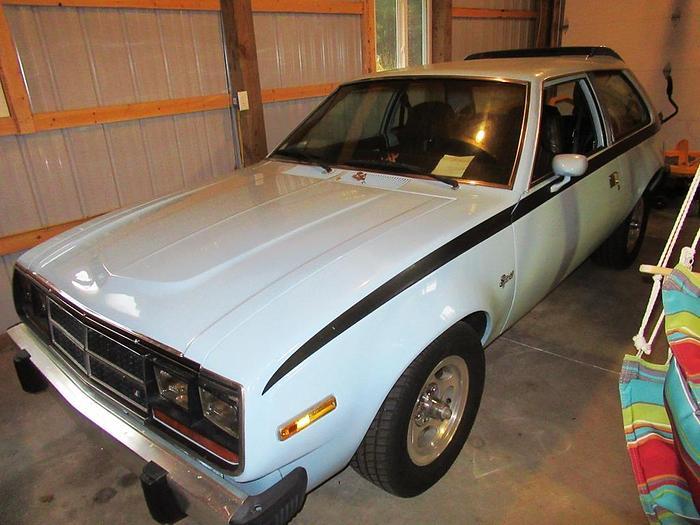 Used 1982 AMC SPIRIT