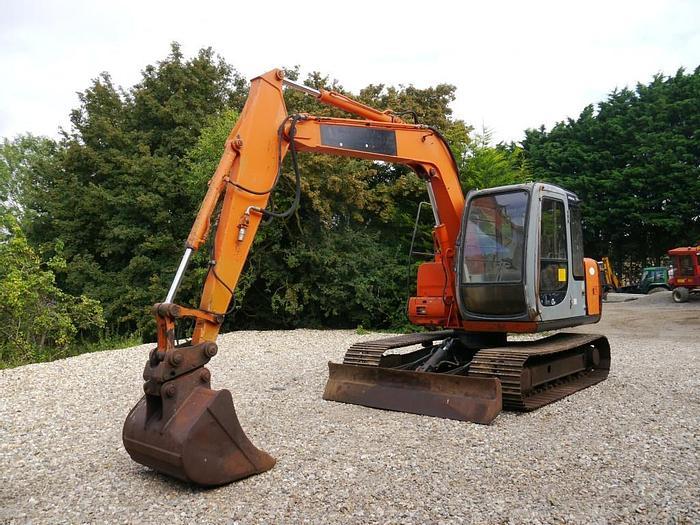 Used Hitachi EX60-5 Excavator