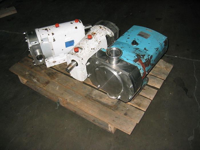 G&H 722-P Positive Displacement Pump
