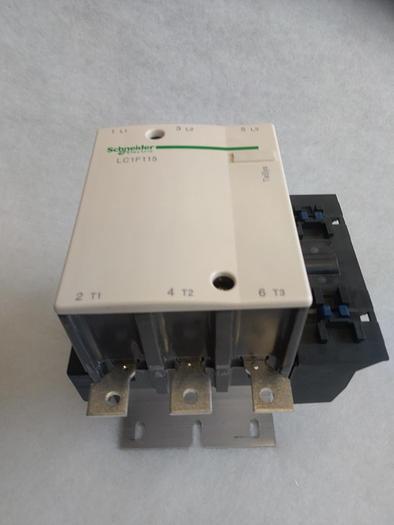 Leistungsschütz LC1F115, Telemechanique, 25/59 KW, neu