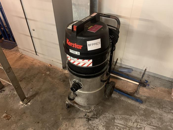 Used KERSTAR KV30/2H HEPA Vacuum