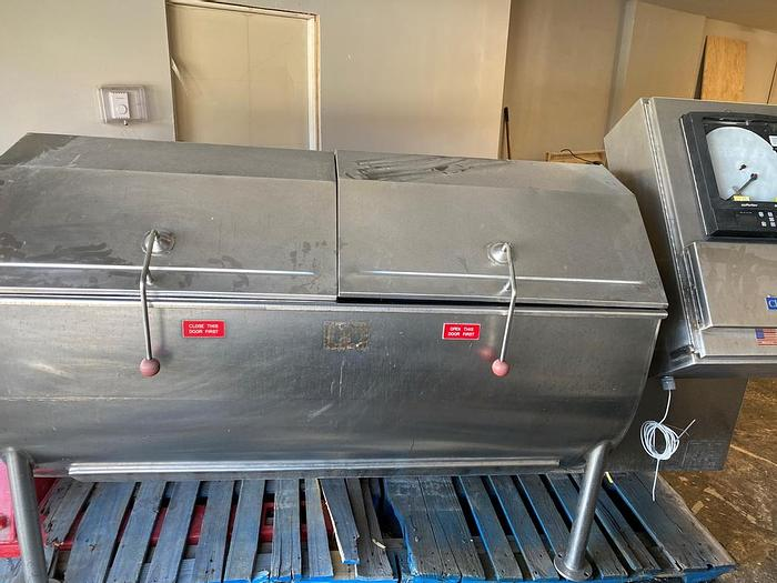Used USED MORSE DOUBLE PAIL DRUM TUMBLER
