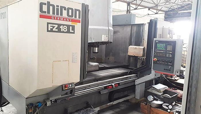 Used CHIRON FZ 18 L - 1998