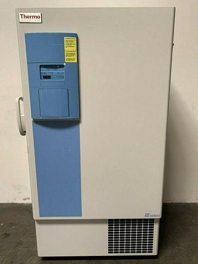 Used Thermo Scientific 5957 -86ºC Ultra Low Laboratory Freezer 23 Cu Ft 230V
