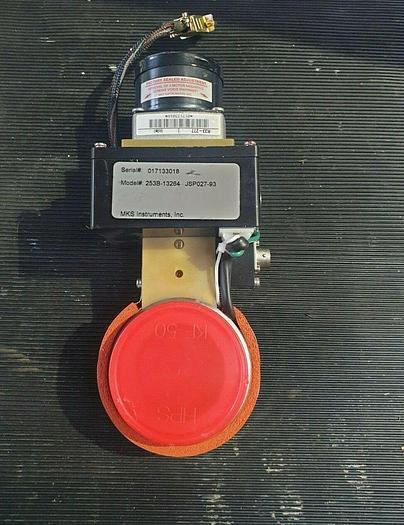 Used MKS INSTRUMENTS   253B-13264 Exhaust Throttle Valve (rbd2.1b1/4)