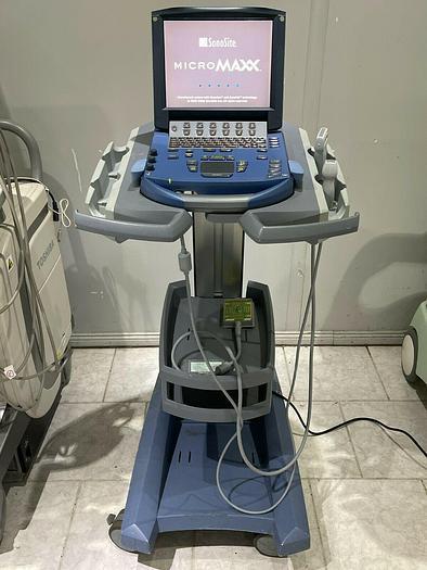 Gebraucht Sonosite MicroMaxx Ultraschallgerät