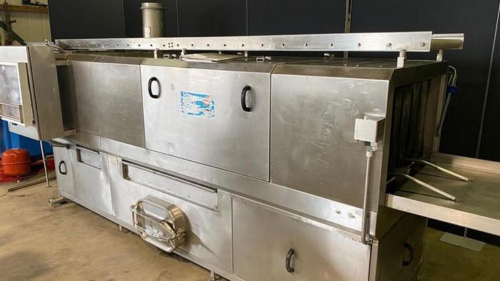 Used Mafo crate-washer