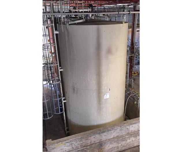 USED 26 415 GALLON TANK, CARBON STEEL WITH EPOXY LINING