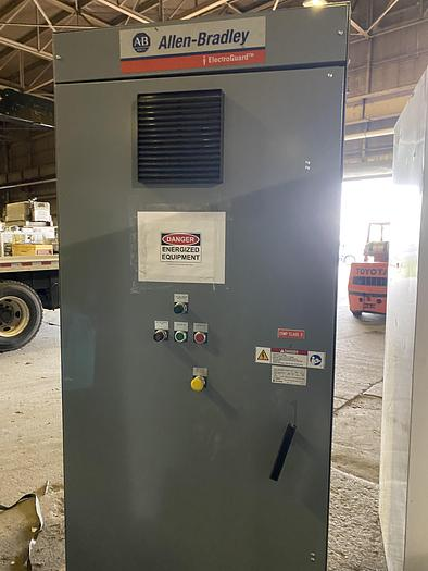 Used ALLEN BRADLEY ELECTROGAURD 2031-A0300JB-1CNET-1TD