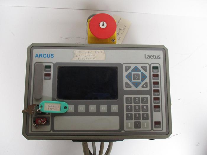 Used LAETUS ARGUS 6012 mit Gehäuse
