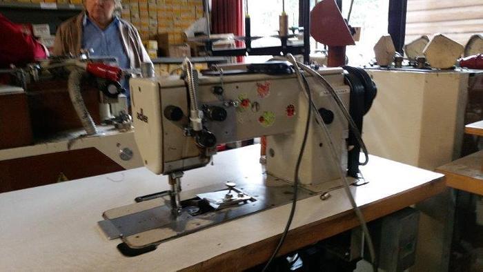 Gebraucht Schnellnäher für Lederwaren Dürkopp- ADLER Kl. 467-373 G 2