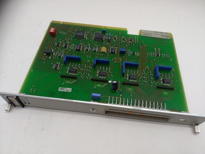 Analog Input Module PCD6.W300, Saia,  neuwertig