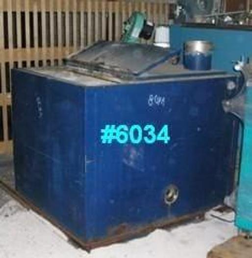 Used SAMSCO TYPE EVAPORATOR – 20 GPH – GAS FIRED – S/S
