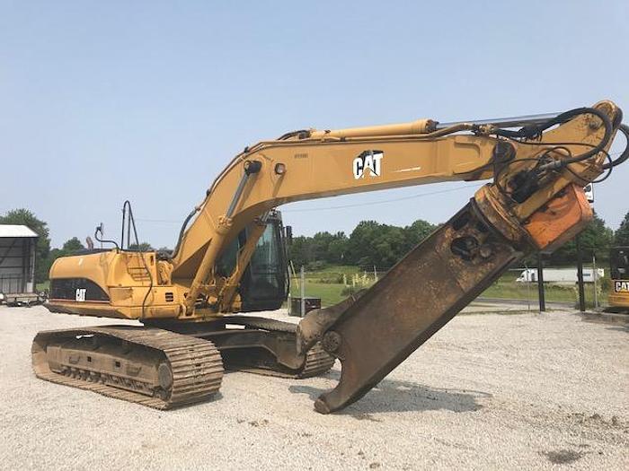 Used 2005 Caterpillar 325C