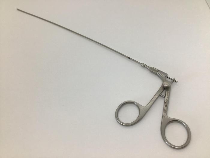 Forceps Endoscopy Micro Grasping Flexible 2.10mm Diameter by 340mm