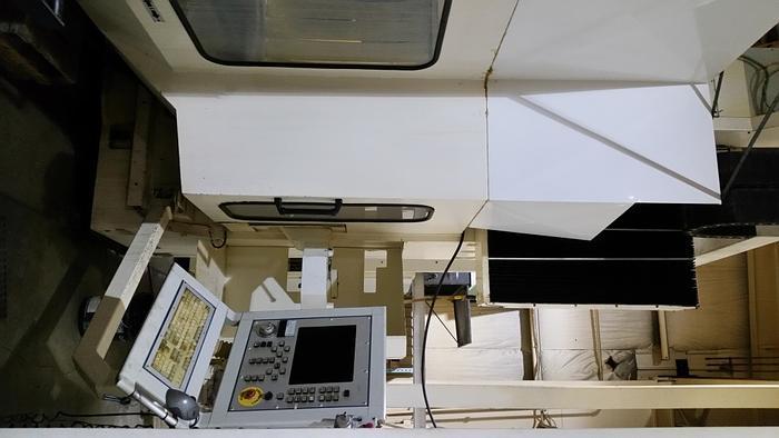 Nicolas Correa FP40/30 Double Column CNC Machining Center