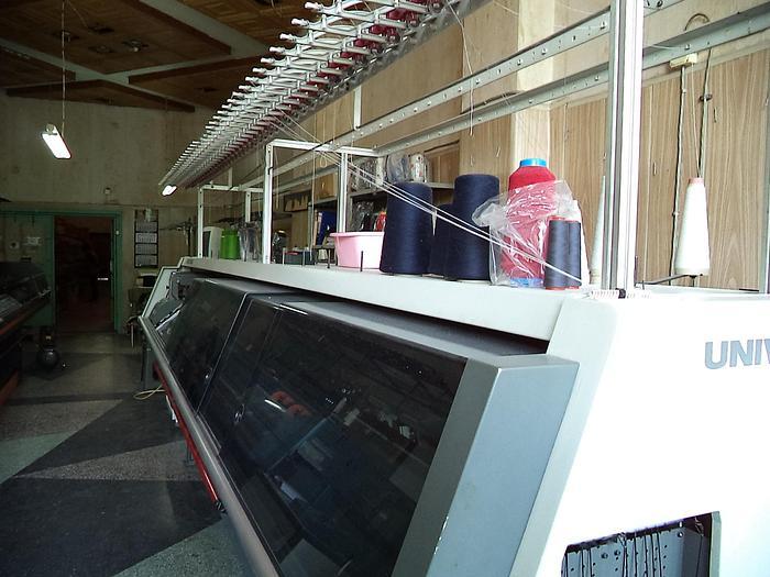 Flachstrickmaschine UNIVERSAL  MC 748 WPJ E05/230