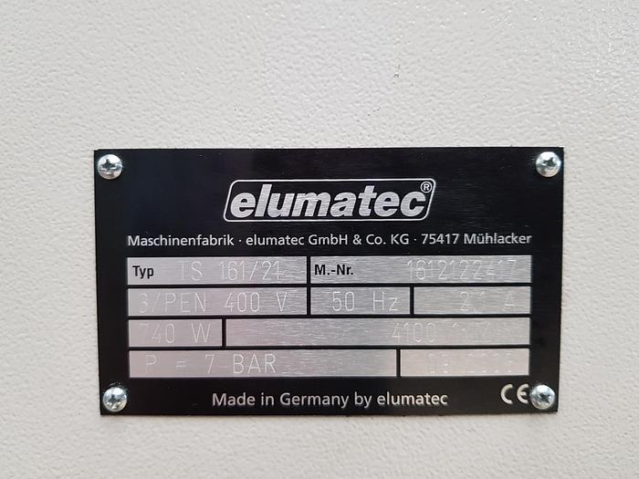 2003 Elumatec TS 161/21 Aluminium Tischkreissäge