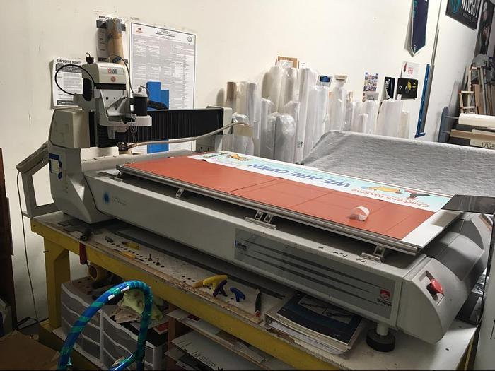 Used 2010 Other Gravograph Engraver Router IS 8000