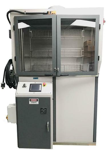 Used AAT X30-F Vertical Format Batch Cleaning Washer w/ Fire Suppression System 7580