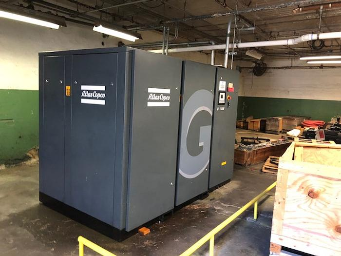 1995 Atlas Copco Air Compressors