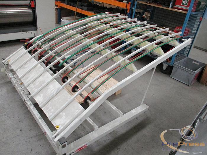Refurbished 2006 Glunz&Jensen VLF Stacker (no Trolley)